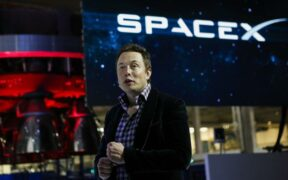 SpaceX-Sues-Federal-Government