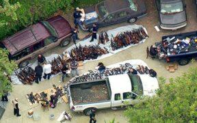 Over-1,000-Guns-Found-in-Upscale-L.A-Home