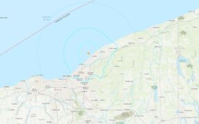 Earthquake Shook in Lake Erie rattles northeast Ohio
