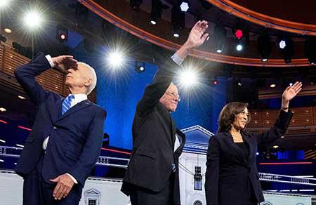 The Second Democratic Debate