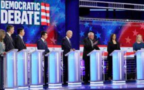 Second Democratic Debate: Sanders Vs. Warren and Biden Vs. Harris