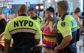 Three NYC Police Officers Pay For Accused Shoplifter's Groceries