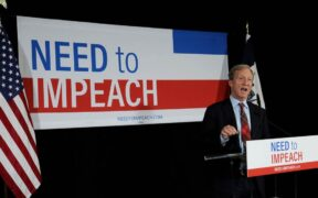 Steyer announced his presidential campaign