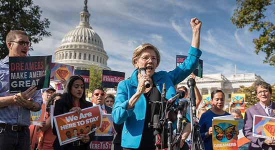 Warren Will Investigate Crimes Against Immigrants If Elected