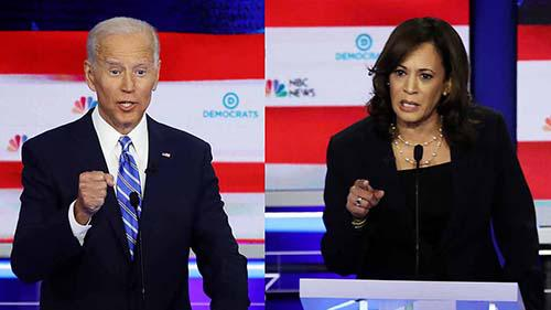 Second Democratic Debate: Sanders Vs. Warren and Biden Vs. Harris