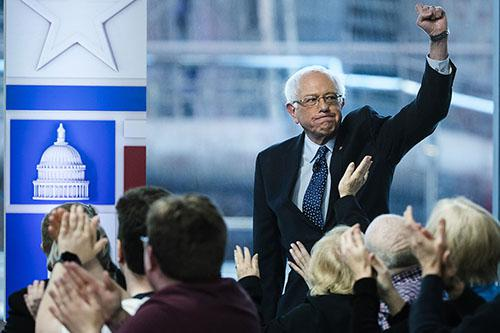 Sanders Is The Most Liked Democratic Candidate