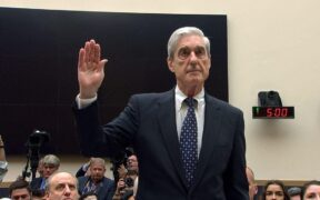 Mueller Testifies On His Trump Investigation