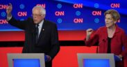 First night of the 2nd democratic debate, who are the winners and losers
