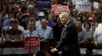 America hears Trump speak to understand the president's appeal