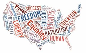 Americans prioritization of values has changed