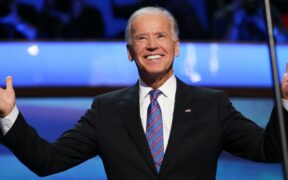 Biden is ahead by 6 points in the Presidential Democratic election