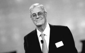 Billionaire David Koch's death occurred at 79