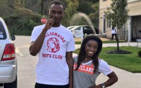 Olympic gold medalist Simone Biles' brother charged Thursday