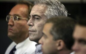Epstein's death in prison, he issued his death sentence pre-trial