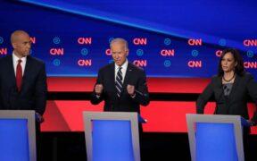 Last night of the 2nd democratic debate