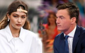 A possible love affair for Gigi Hadid and Tyler Cameron
