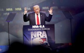 Call for gun control and solutions from the NRA