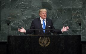 A Comprehensive Look at Trump Speech at UNGA