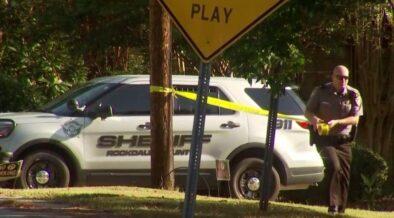 A Georgia man shot and killed 3 masked teens