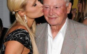 Paris Hilton's grandpa death has occurred on Thursday