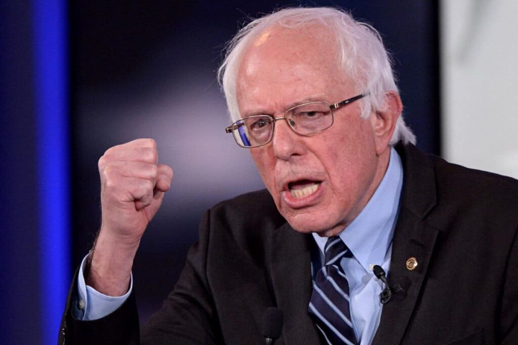 Bernie Sanders's campaign makes a leadership change in New Hampshire