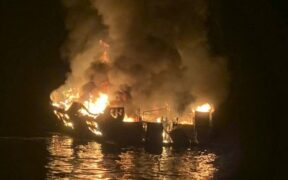 Imagine how it could be terrible. California diving boat fire left 25