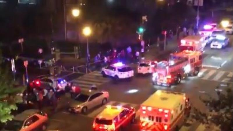 Five injured and one died on Thursday in a Washington DC Shooting