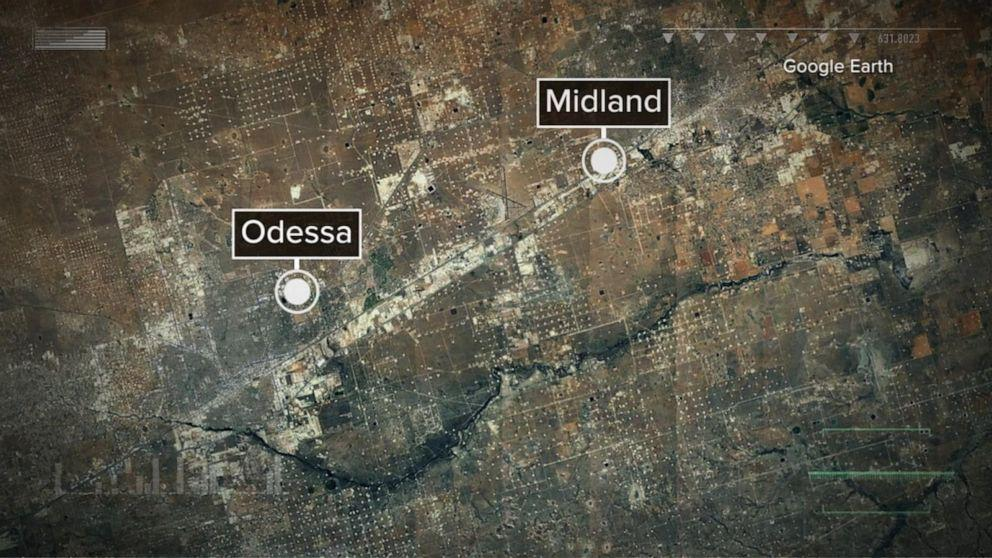 New shooting in Texas killed five people in the Midland/Odessa, Texas