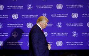 The whistleblower complaint regarding Donald Trump