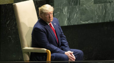 President Donald Trump's impeachment inquiry finally begun
