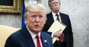 Trump said he fired John Bolton, citing disagreements