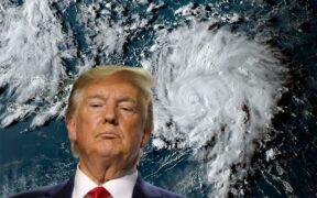 Trump canceled monitoring Hurricane Dorian