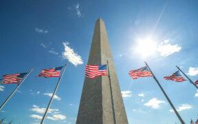Washington Monument Elevator broke down Saturday afternoon