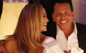Jennifer Lopez engagement party attracted the attention of fans