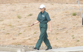 Photos of Felicity Huffman in Jail came out