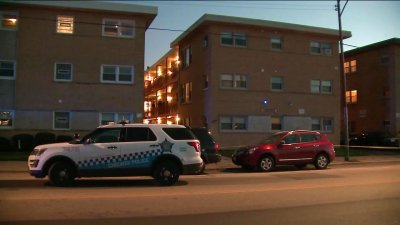 In a Chicago apartment shooting, a man shot five of his neighbors