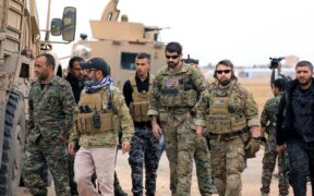 """U.S. troops in Syria are """"totally safe"""" thanks to """"strategically brilliant"""""""