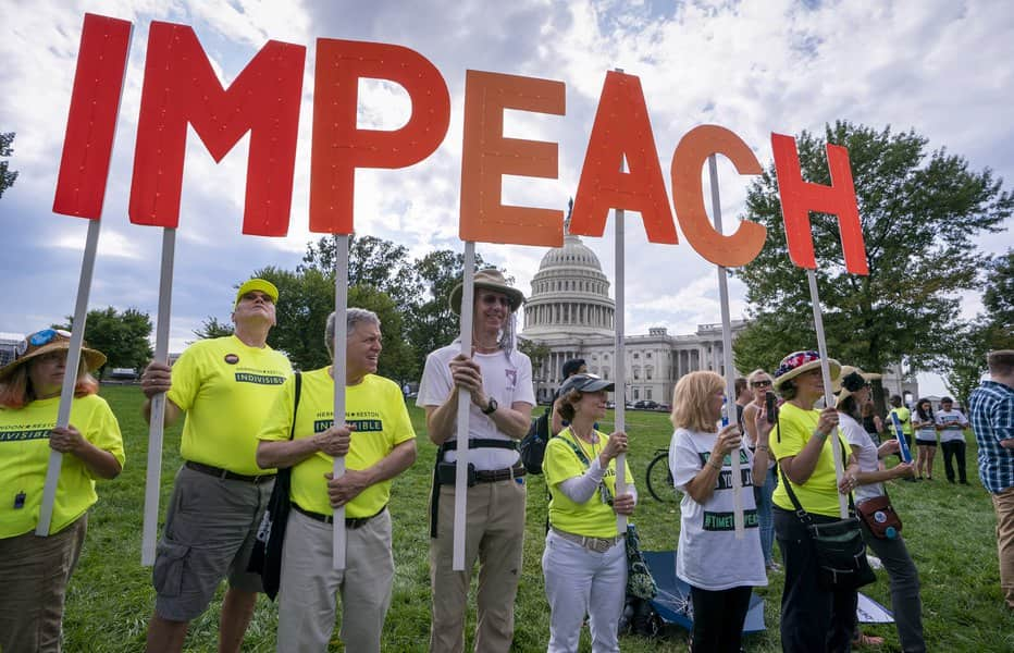 Poll-Says:-Americans-Support-Impeaching-Trump