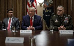 US sanctions on Turkey is Trump decision