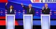Tonight's Democratic Debate