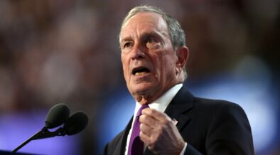Michael Bloomberg are preparing to run the 2020 US presidency