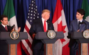 US Mexico Canada USMCA Agreement