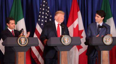 US Mexico Canada USMCA Agreement