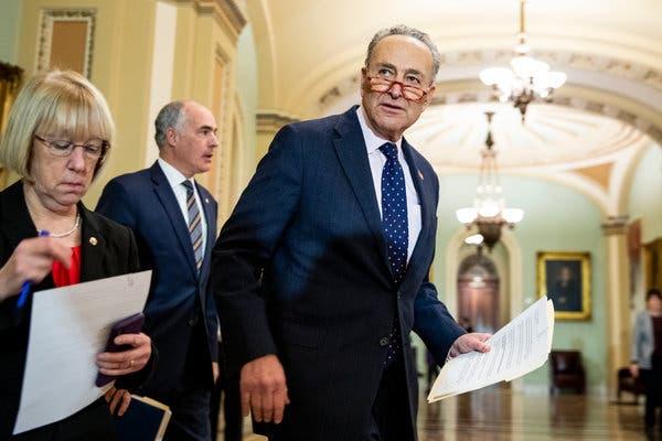 Senate getting prepared to counter Trump impeachment trial