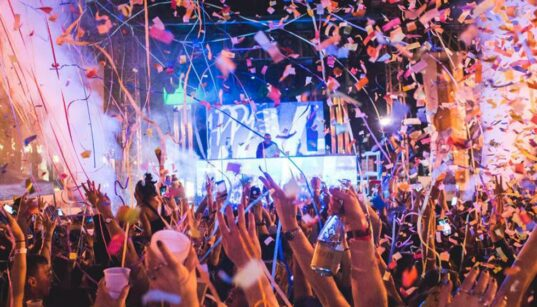 2020 New Year Eve Events in The United States