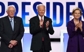 Joe Biden First