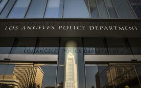 LAPD Officer Arrested After Fondling Dead Woman