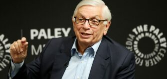 David Stern brain hemorrhage caused him to be hospitalized
