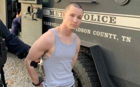 Michael D. Mosley, Nashville stabbing suspect arrested