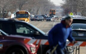 a police officer injured in Wisconsin School Shooting